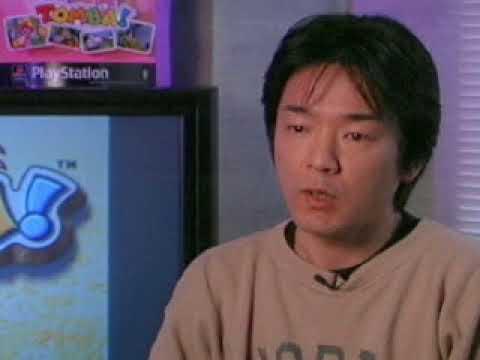 Tokuro Fujiwara interview about Tomba! 2 (PlayStation Underground)