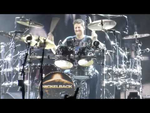 Nickelback - Moby Dick/Drum Solo (Live in Montreal)