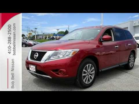 2014 Nissan Pathfinder Baltimore MD Dundalk MD Z