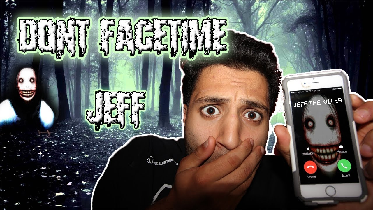 (JEFF TELEPORTS?!) DONT CALL JEFF THE KILLER ON FACETIME AT 3 AM | JEFF  CALLED BACK & CAME AFTER ME!