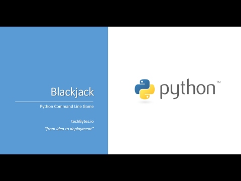 Code a Game of Blackjack with Python