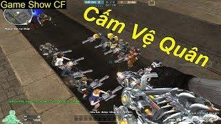 Game Show CF | Cấm Vệ Quân | TQ97