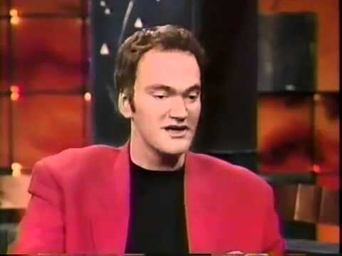 Quentin Tarantino 1994 Interview with Jon Stewart