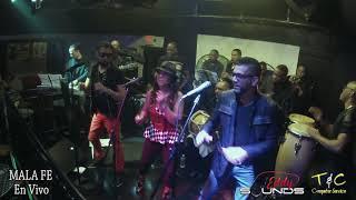 MALA FE -en vivo fiesta completa (Eddy Sonido) en Malayas