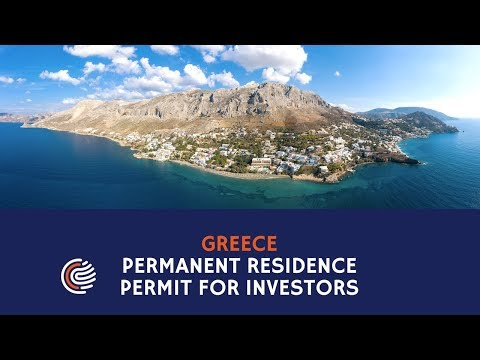 CiviQuo - Greece Permanent Residence Permit for Investors