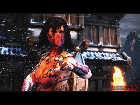 Mortal Kombat X - Mileena  - Fatalities