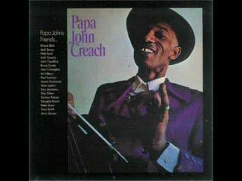Papa John Creach - String Jet Rock