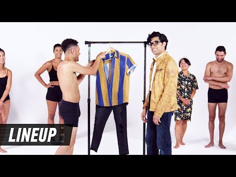 Match Outfit to Person (Shahbaz) | Lineup | Cut