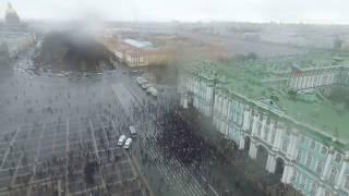 Митинг 26.03.2017 Санкт-Петербург, ДимонОтветит народу Питера