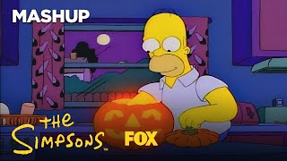 Happy Halloween | THE SIMPSONS