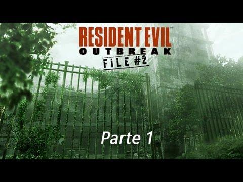 RESIDENT EVIL OUTBREAK FILE 2 - Flashback [Español] Parte 1