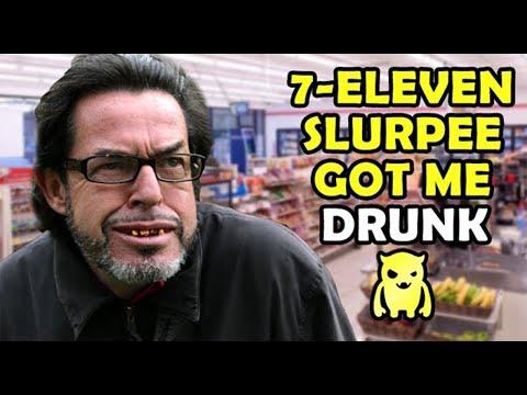 7-Eleven Slurpee Got Me Drunk (Rage) - Ownage Pranks