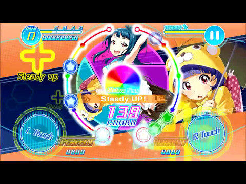 【Tokyo 7th Sisters-TH】Hello...my friend (Full combo)