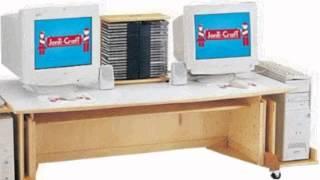 Jonti-craft 0348jc Computer Table - 60 Inch - White (furniture)