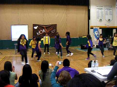 YFC Regional Conference Calgary Junior Dance 2009