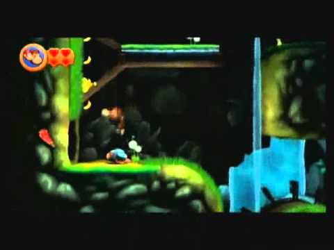 [Analisis Wii] Donkey Kong Country Returns