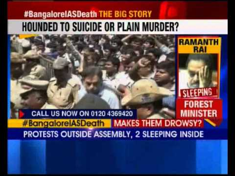 Bangalore: IAS officer DK Ravi's death: For cops its suicide, for kin Murder