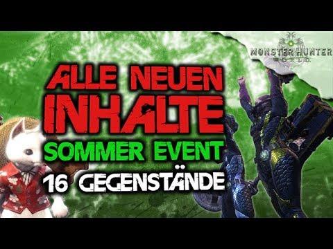 Info Sommer Event Alle Neuen Inhalte Waffenrüstungen Mehr