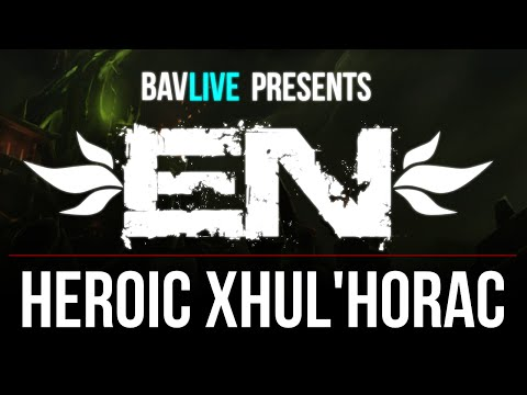 Heroic Xhul'horac Protection Warrior POV