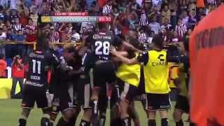 Dorados 2-1 Guadalajara  Liga MX Jornada 16