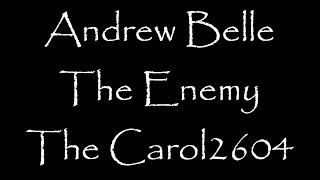 Andrew Belle - The Enemy (lyrics)