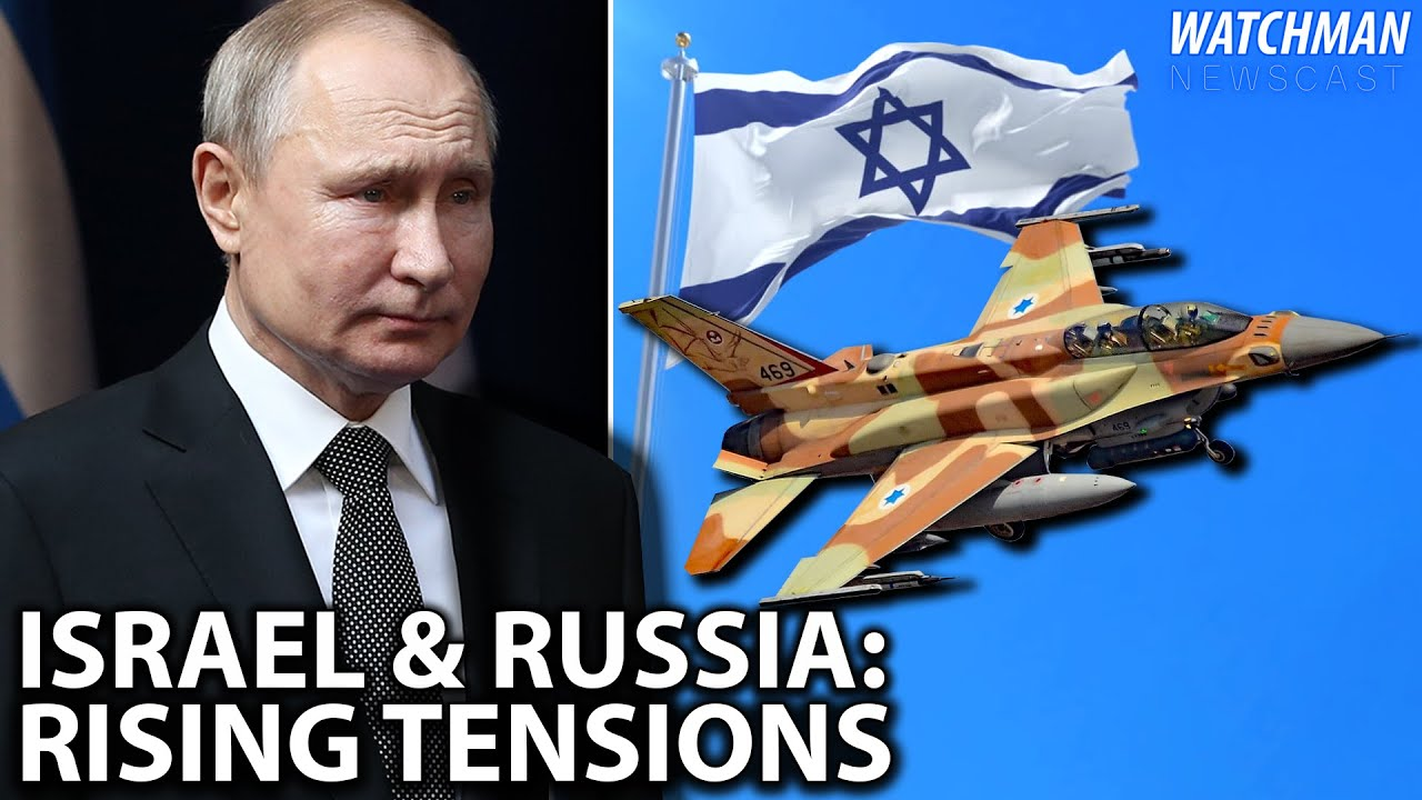 Israeli Airstrikes in Syria Escalate Tension w/ Russia; Prophetic Implications? | Watchman Newscast