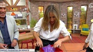 Carola De Moras encontró juguete erótico en encomienda - La Mañana