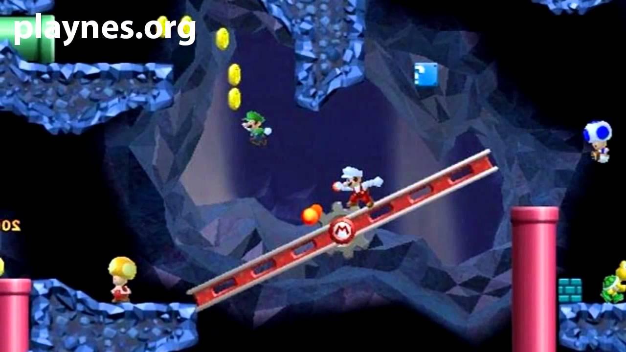 Mario Games Online