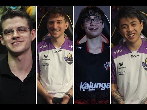 As estratégias dos jogadores do League of Legends para os candidatos