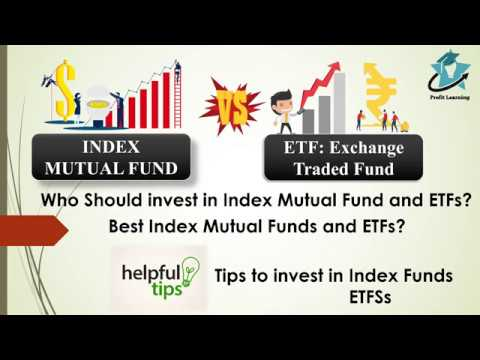 Best index funds options