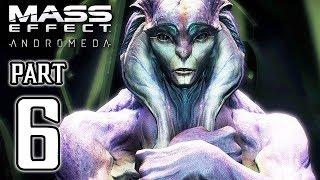 Mass Effect Andromeda прохождение Part 6 (ТРОПИЧЕСКАЯ ХАВАРЛА)
