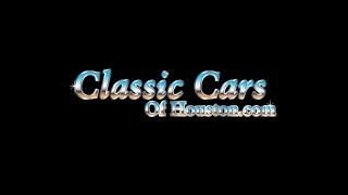 Classic Cars of Houston - Tour