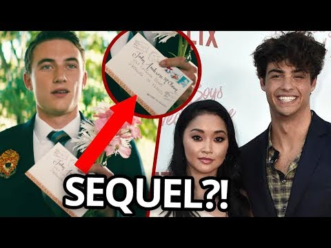 TO ALL THE BOYS I'VE LOVED BEFORE SEQUEL DETAILS!