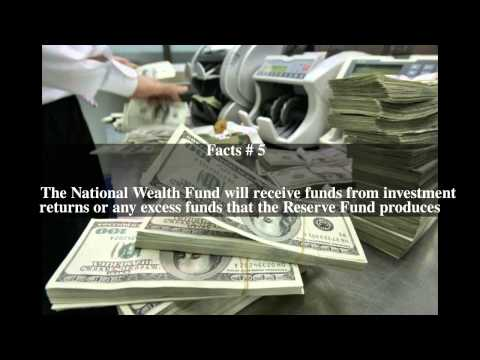 Russian National Wealth Fund Top # 10 Facts