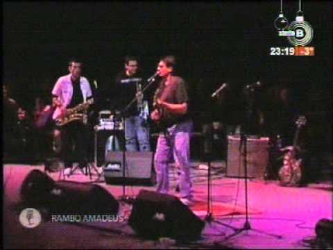 Rambo Amadeus live studio B Normalno kolo