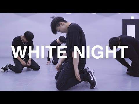WHITE NIGHT - TAEYANG | RYU.D choreography | Prepix Dance Studio