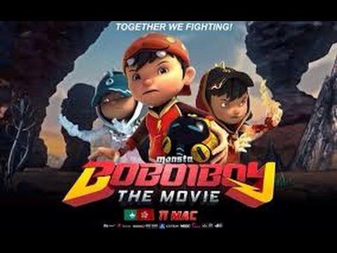 Lagu Boboiboy Dibawah langit yang sama versi minecraft
