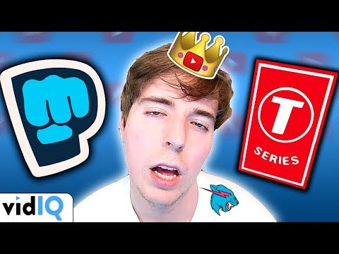 Mr Beast: The Smartest Man on YouTube? [PewDiePie Vs T-Series] Mp3