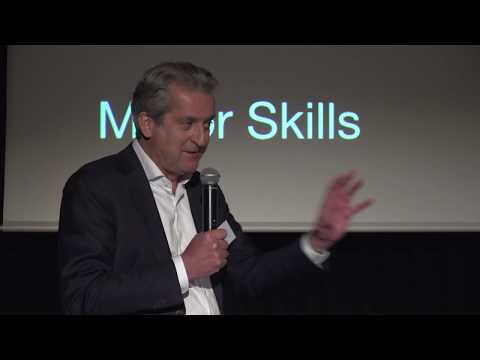 The Amsterdam Skills Centre, prof. Jaap Bonjer (CEO of the ASC)