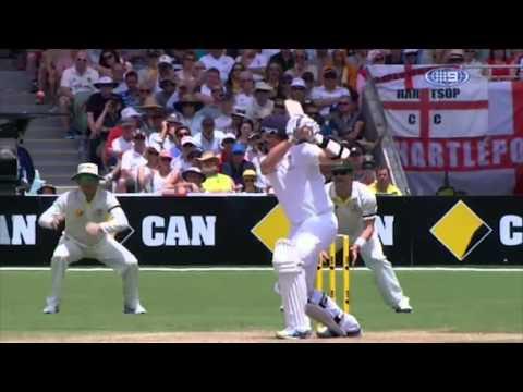 Mitch destroys England