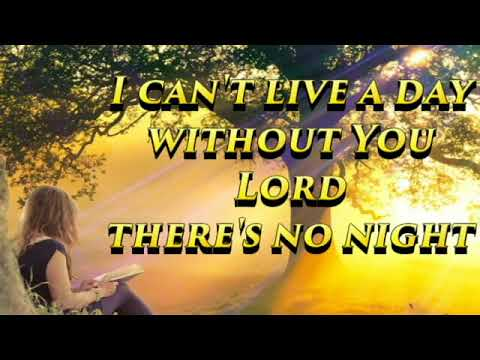 CANT LIVE A DAY WITHOUT YOU Lyrics Video Covered By Paul Chang Ft Awesome I Cant Live A Day Without You