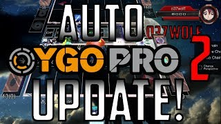 How to DOWNLOAD Ygopro 2 with AUTO UPDATES!(Synchro!)