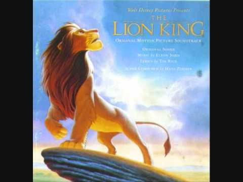 The Lion King Soundtrack - Timone And Pumbaa's Hula