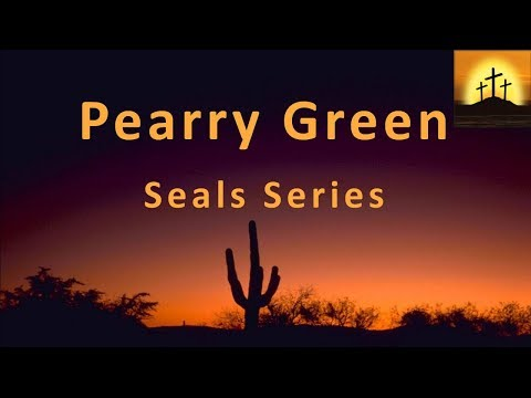 Bro Pearry Green - Seventh Seal – Third Coming (Seals Series: No 3 of 15)