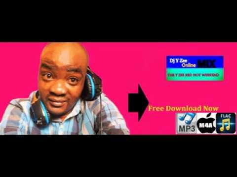 DJ Y Zee Zambia House mix 2018