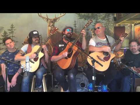 Kyle Gass Band  Bro ho  Acoustic Performance