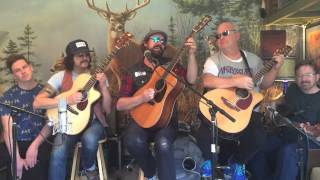 Kyle Gass Band - Bro ho - Acoustic Performance
