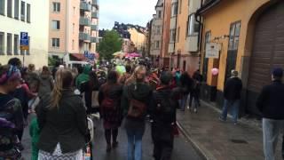 Peace and Love (Stockholm 2015) -  Fred- och Kärlekståget