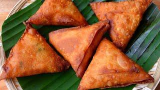 வெங்காய சமோசா | Onion Samosa in tamil | சமோசா | Samosa | Samosa in tamil | Evening Snacks in tamil