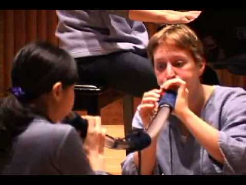 Tooka: Video of 2004 version of Tooka being played in improv with other instruments
